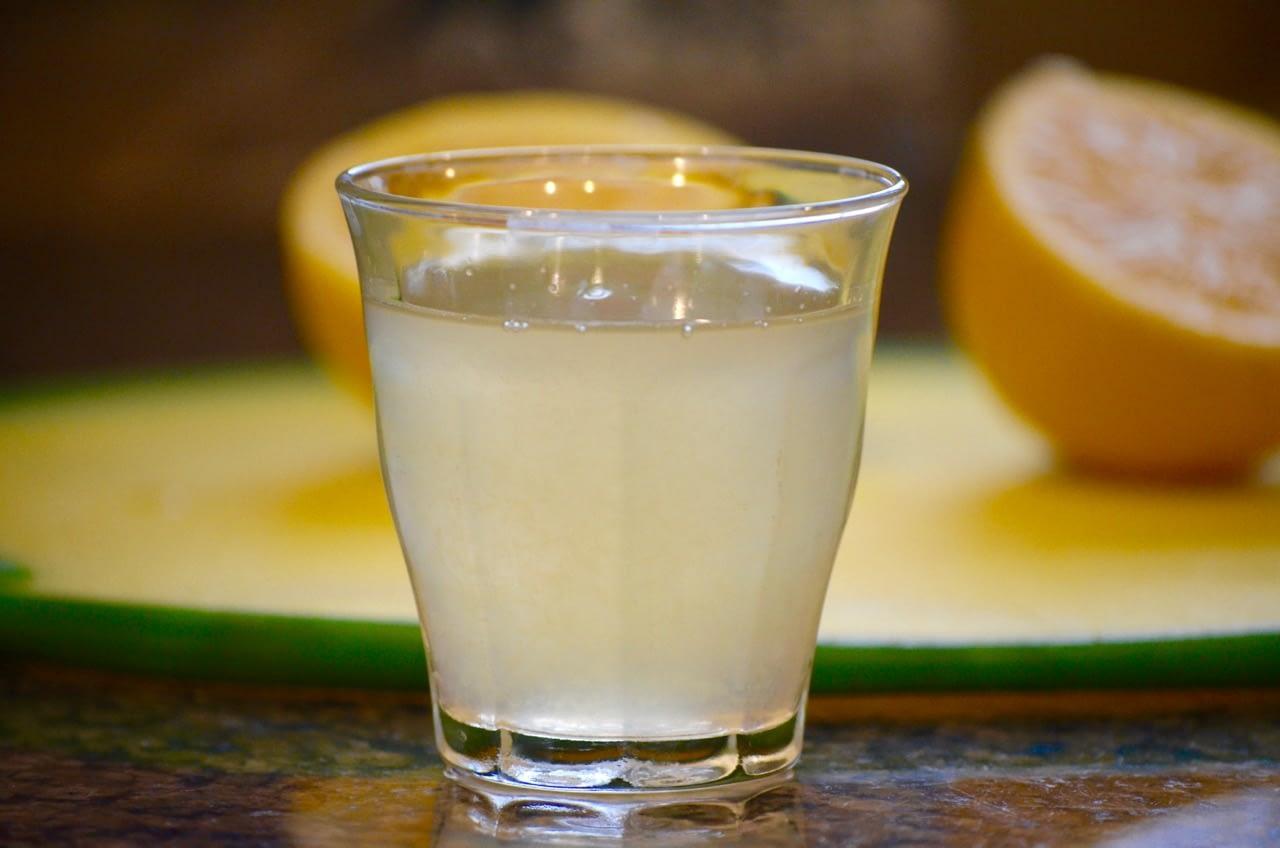 tequila lemon drink