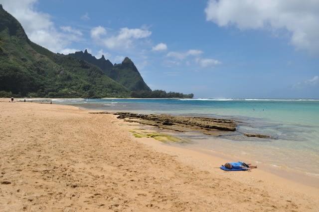 north shore kauai beach