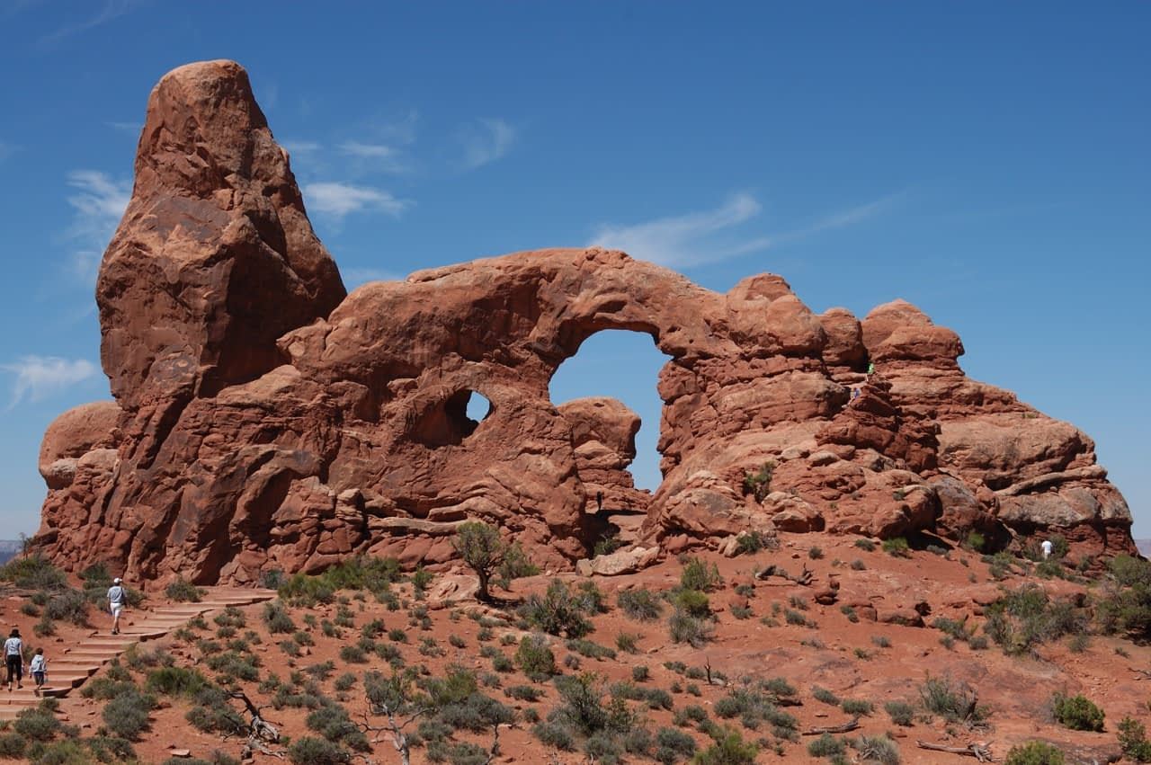 moab scenery